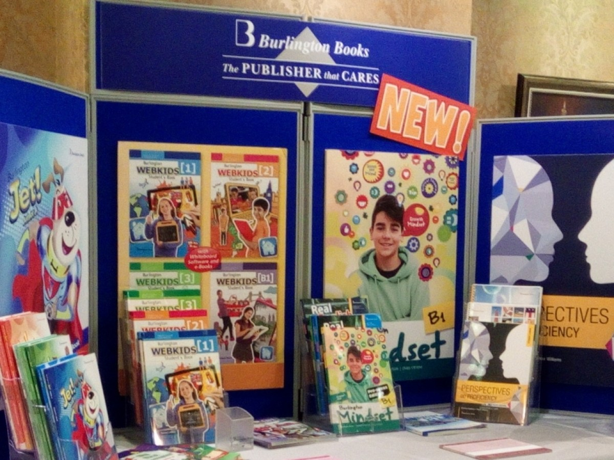 εκπαιδευτικό σεμινάριο  BURLINGTON BOOKS